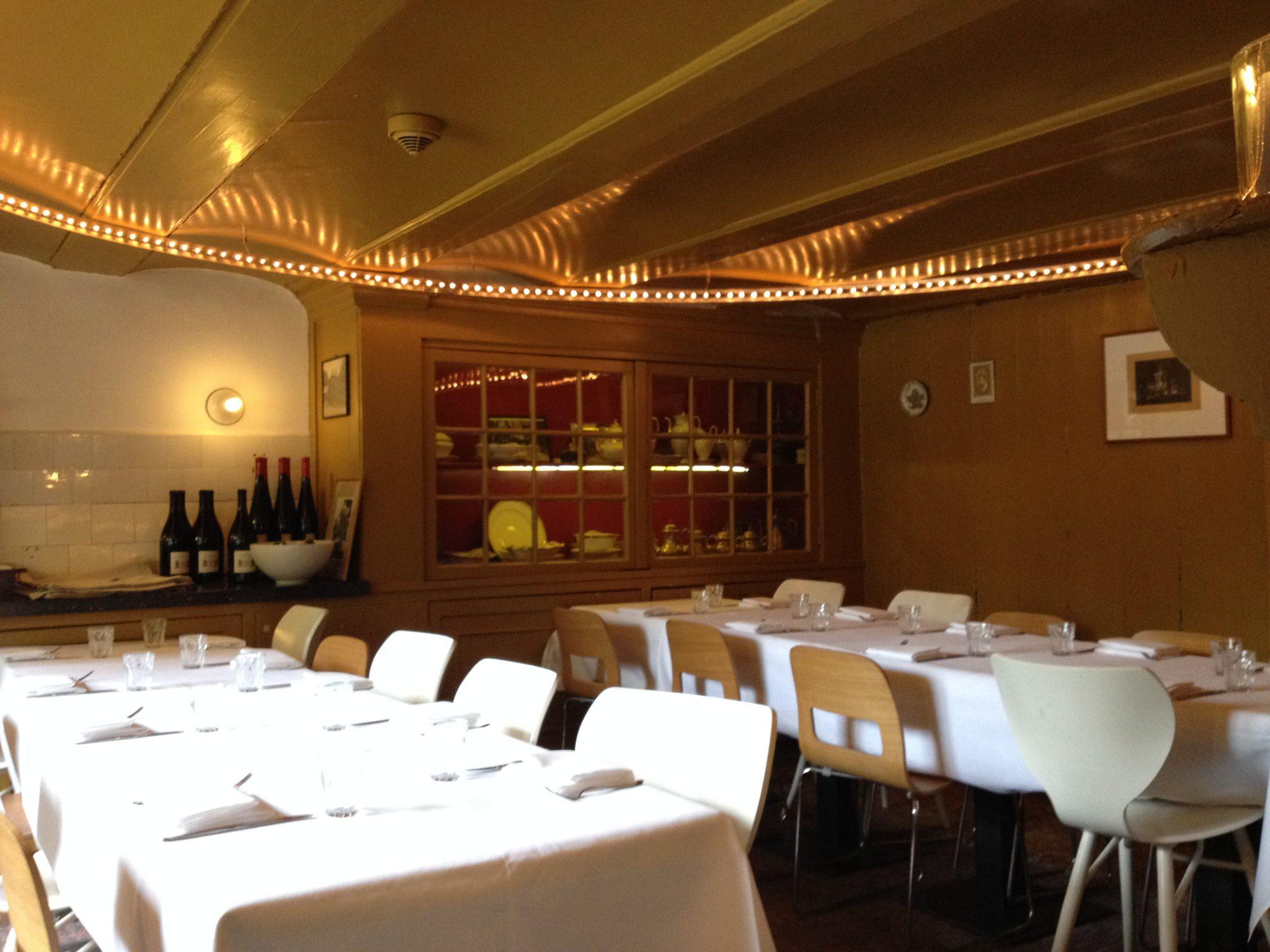 De oude keuken is een sfeervol restaurant in castricum