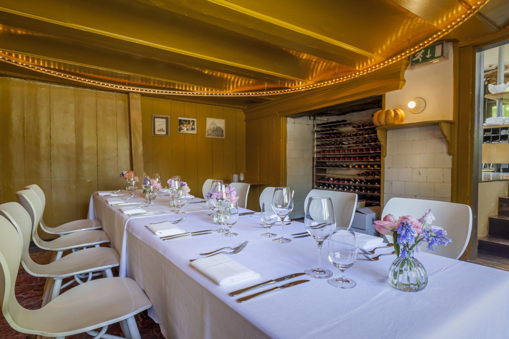 Privé diner Oude Keuken