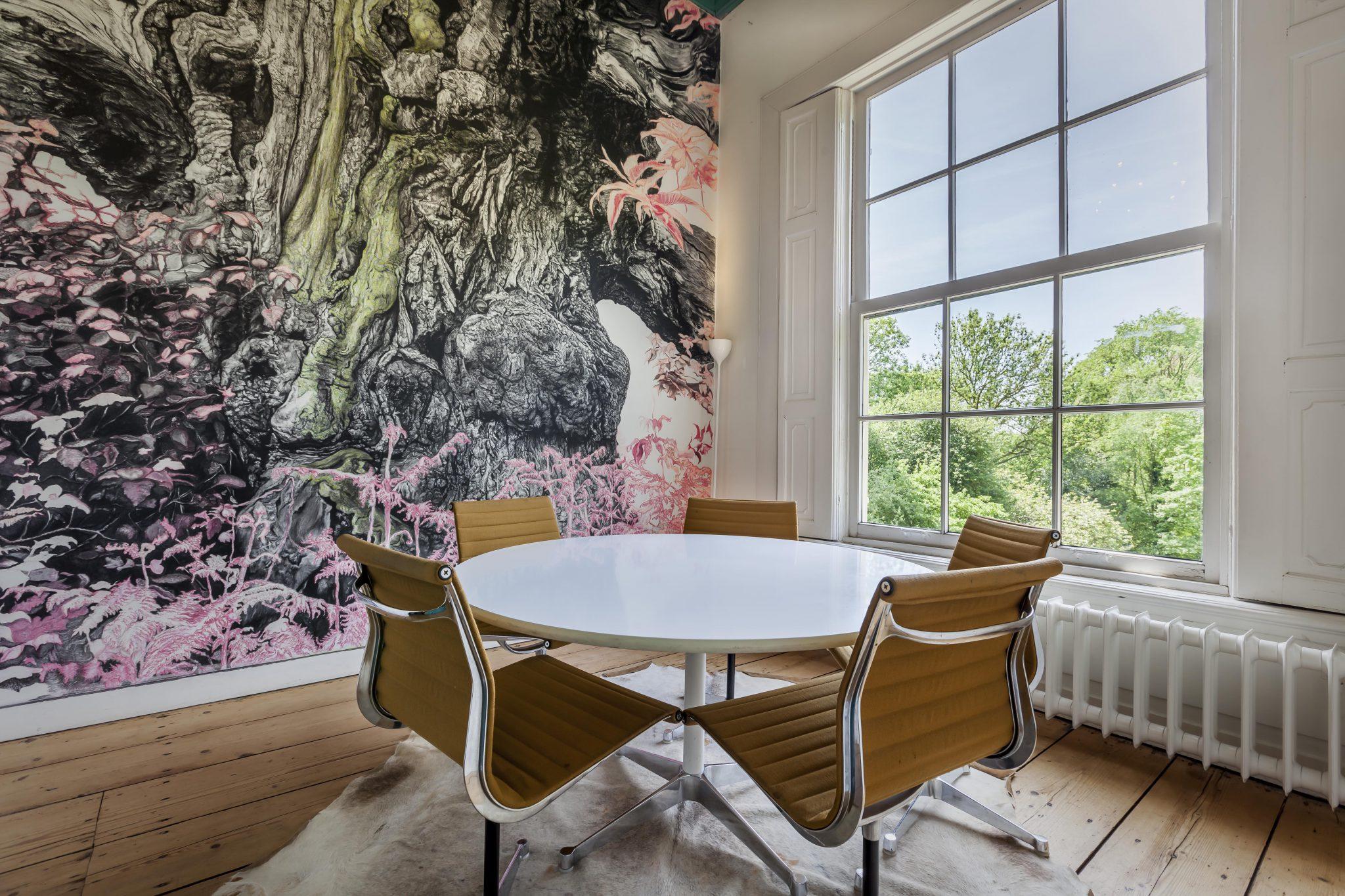 Tuinkamer boardroom